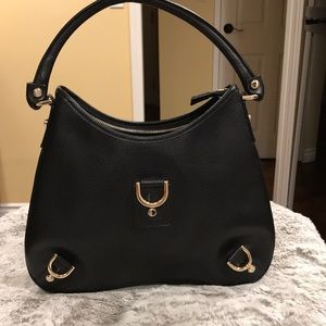 Classic authentic like new Gucci d ring hobo